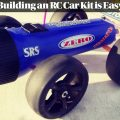 Building an RC Car Kit is Easy
