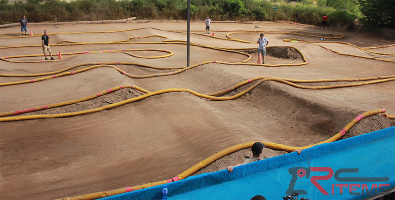 RC Race Track