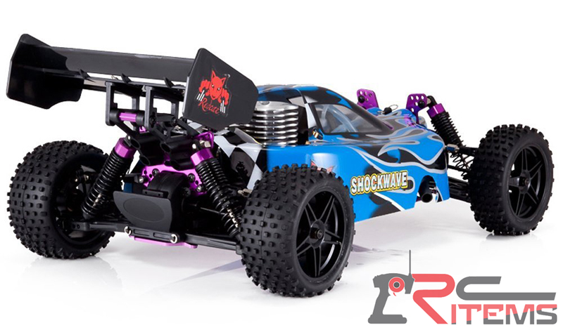 Redcat Racing Shockwave Nitro Buggy