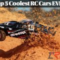Top 5 Coolest RC Cars EVER