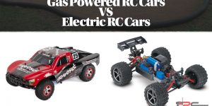 Gas Powered VS Electric RC Cars