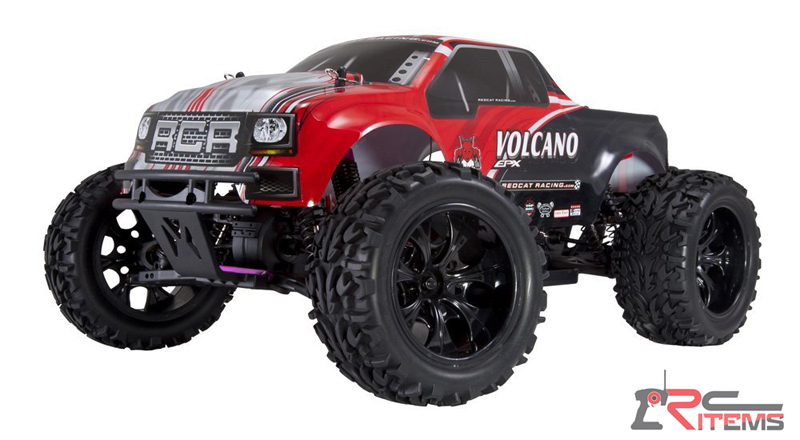 Redcat Racing Electric Volcano EPX Truck