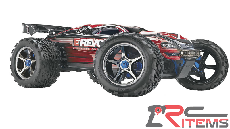 Traxxas 56087 E-Revo Brushless 4WD