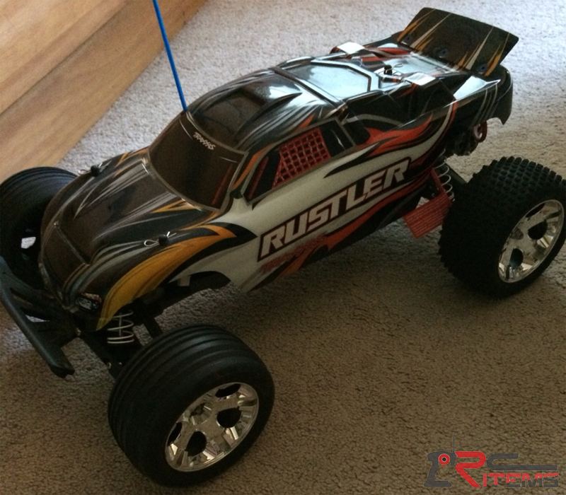 Traxxis Brushed Rustler